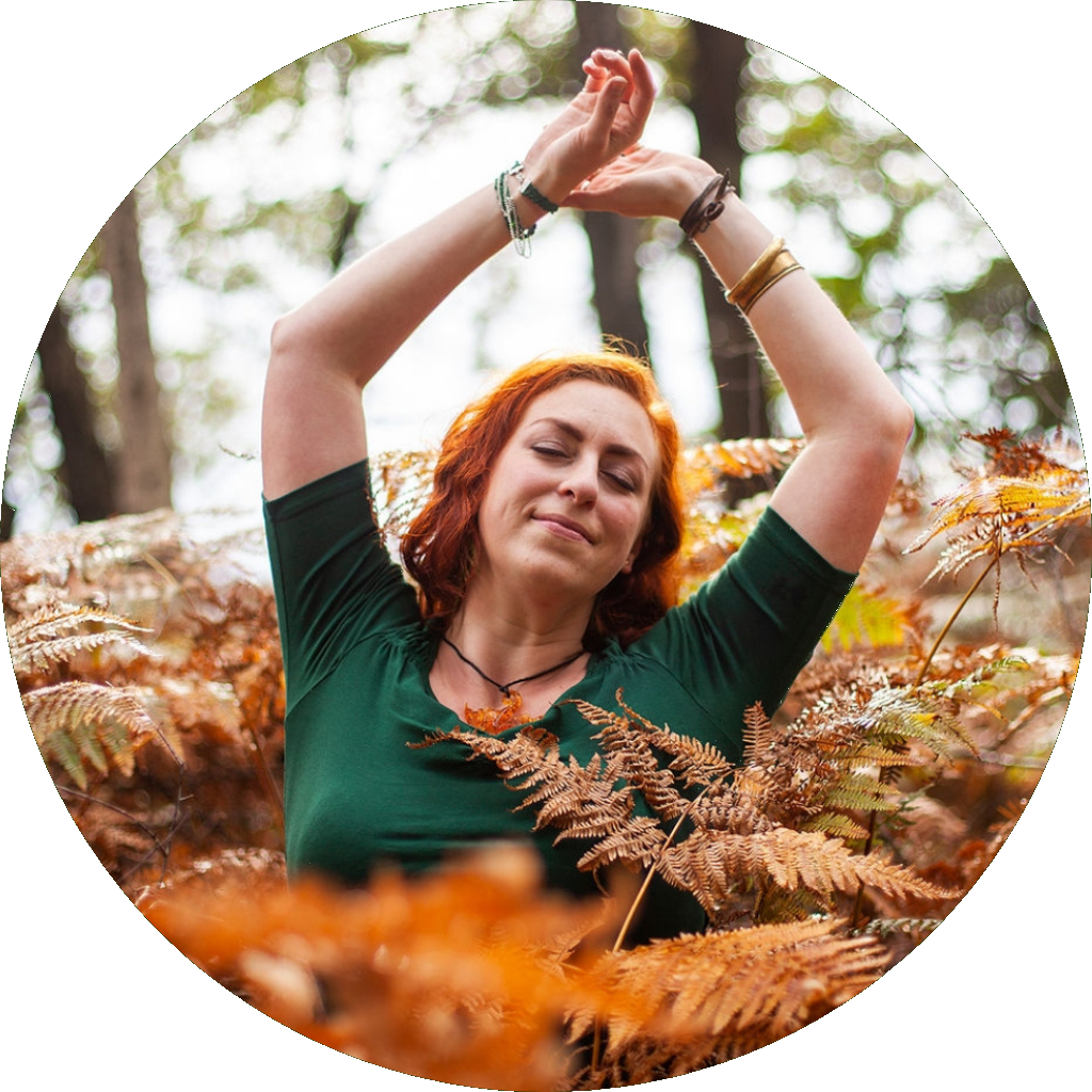 Wild Entrepreneur Signup thank you dancing forest business woman